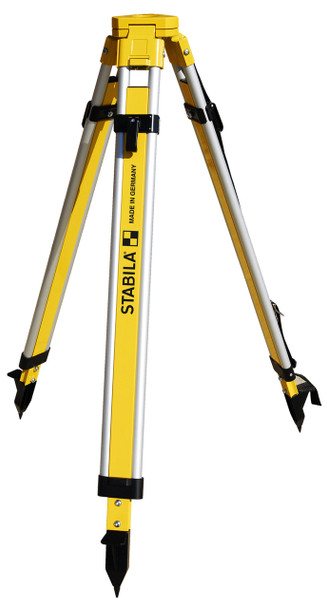 Stabila LAR200 OFF-ROAD Exterior Self-Leveling Laser System w/Tripod and Grade Rod (05500)