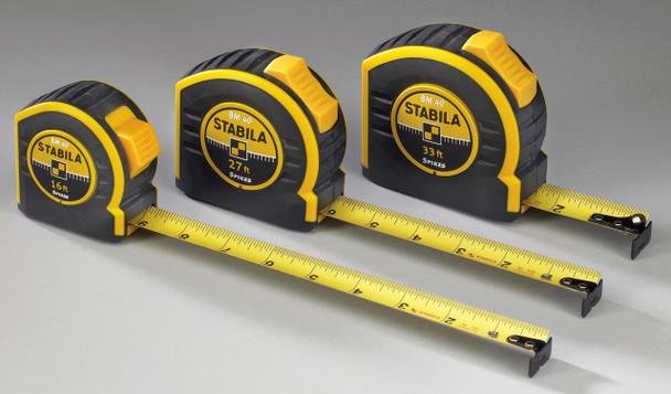 Stabila 8 Meter/27' Tape Measure Model BM 40 (30427)