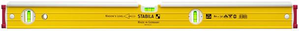 "Stabila 24"" Masons Level Model 196-2K W/Shield (36424)"