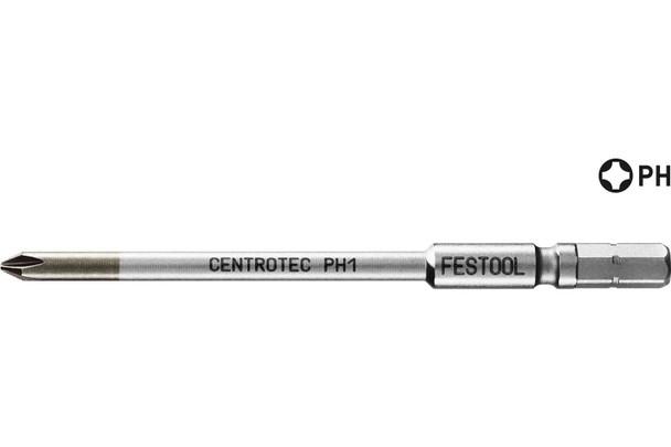 Festool Centrotec CE Phillips Bit 1-100mm 2x (500844)