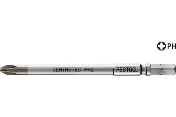 Festool Centrotec CE Phillips Bit 1-100mm 2x (500845)