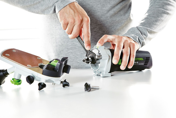 Festool Module Edge Router MFK 700 with new base - Conturo KA 65 (574456)