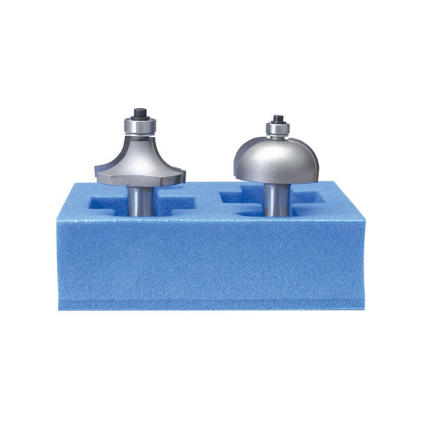 Amana Router Bits Carbide Tipped Drop-Leaf Table Edge Rule Joint 1/2 Inch Shank Set (AMS-118)
