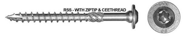 "GRK PHEINOX RSS Stainless Steel 5/16"" x 3-1/8"" (500 pcs) (30221)"
