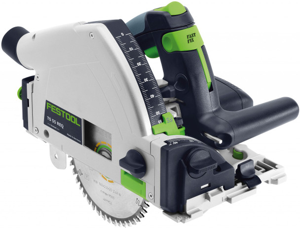 Festool TS 55 REQ Plunge Cut Circular Saw IMPERIAL (575388)