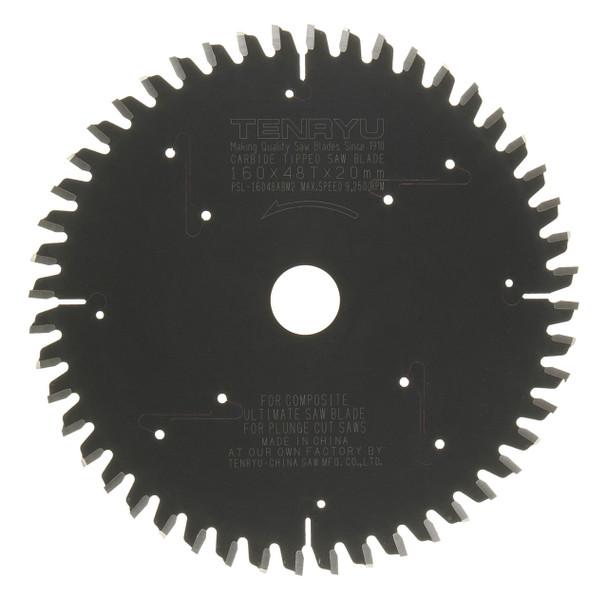 Tenryu PSL-16048ABM2 Melamine/Laminate (Fits Festool TS 55)