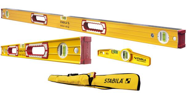 Stabila Classic 3 Level Set (48370)