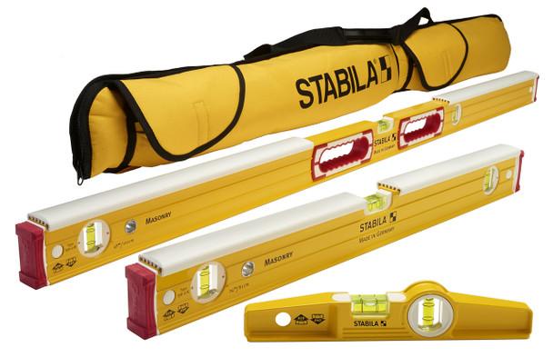 Stabila Mason 3 Level Set (48296)