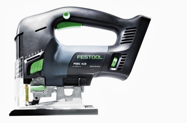 Festool Carvex PSBC 420 EB Li18v BASIC Cordless Jigsaw