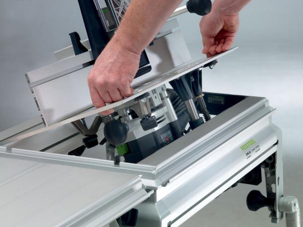 Festool CMS-GE Router Table Set (203158) - detaching