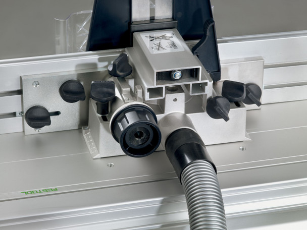 Festool CMS-GE Router Table Set (203158) - hose attached