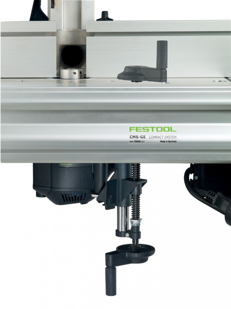 Festool CMS-GE Router Table Set (203158) - side view close up