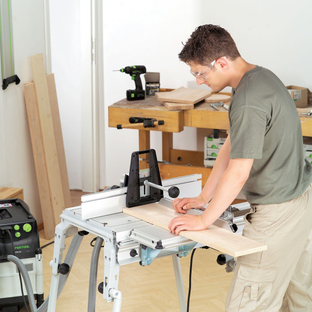 Festool CMS-GE Router Table Set (203158) - workshop example