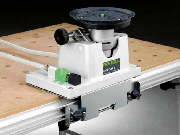 Festool VAC SYS System (Pump + SE1 Clamp Module) - workshop example 2