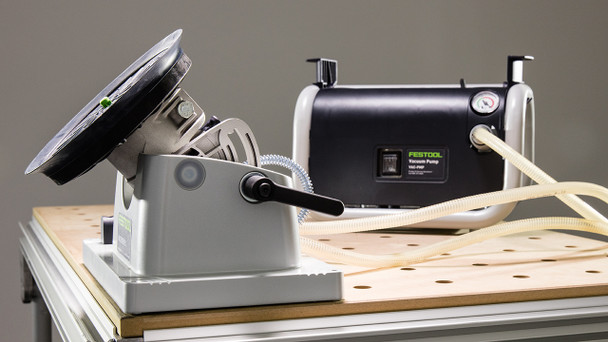 Festool VAC SYS System SET (VAC SYS SYSTEM + SE2) - attached to vacuum