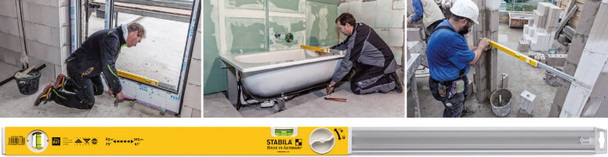 "Stabila 80T 25"" ‑ 41"" Adjustable Length Level - example 3"