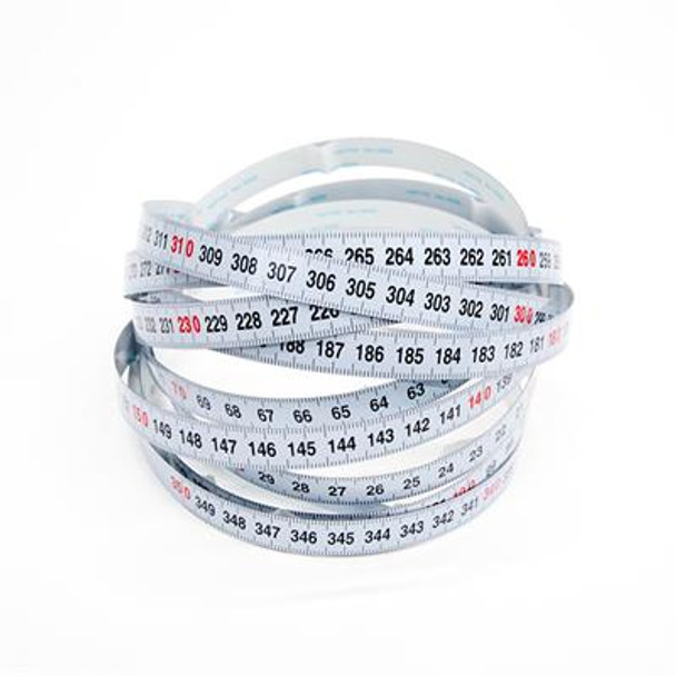 Kreg 3.5 Meter Self-Adhesive Measuring Tape - Right to Left Reading (KMS7728)