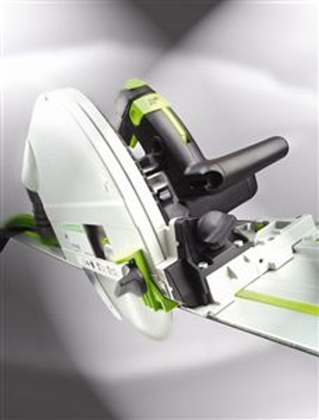 Festool TS 75 EQ Plunge Cut Circular Saw IMPERIAL - angled view