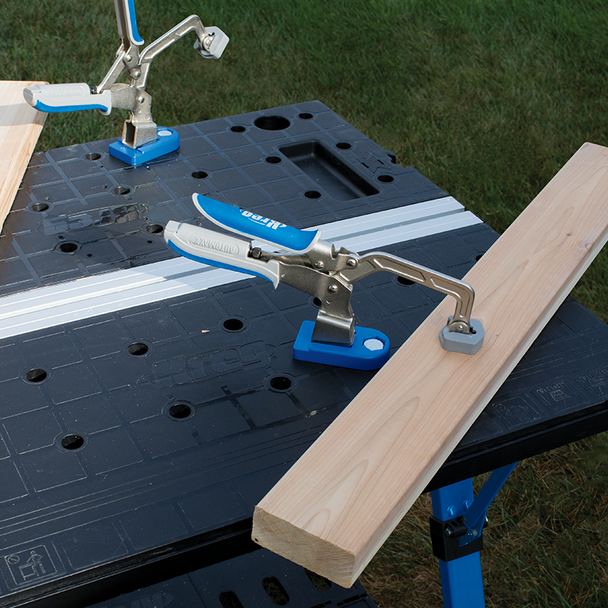 Kreg Bench Clamp with Bench Clamp Base - workshop example 3