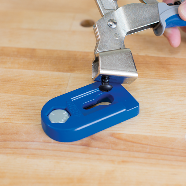 Kreg Bench Clamp with Bench Clamp Base - workshop example 5