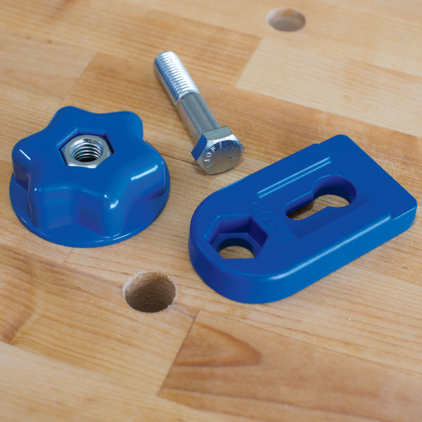 Kreg Bench Clamp with Bench Clamp Base - parts