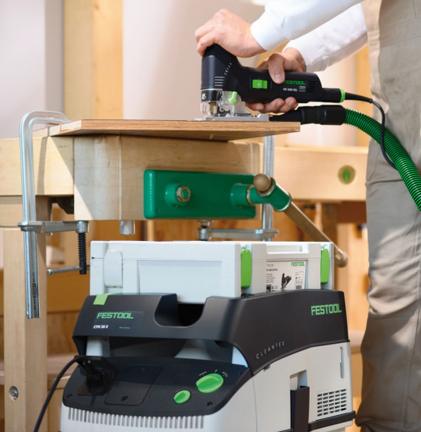 Festool Dust Extractor CT 36 E HEPA - workshop example 2