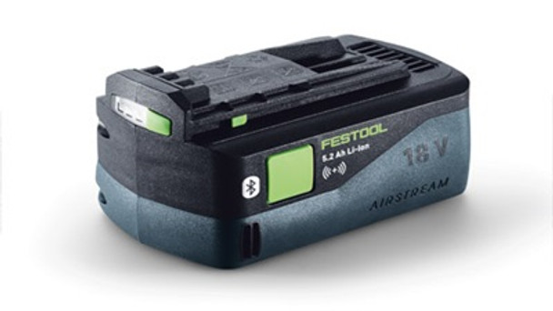 Festool Bluetooth BP 18 Li 5.2 Ah AIRSTREAM