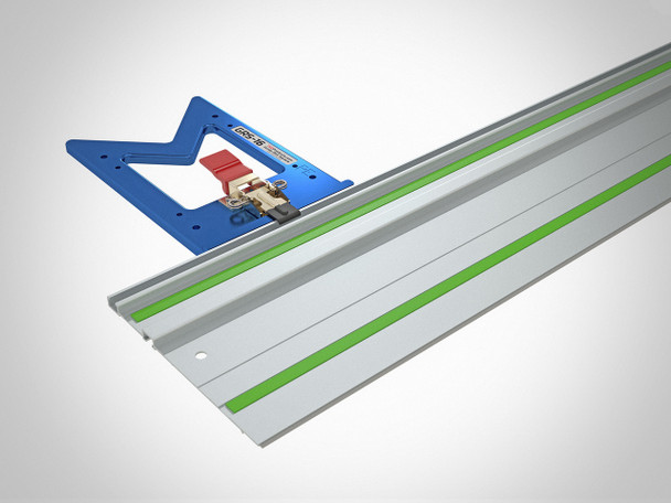 TSO GRS-16 PE Parallel Edge Guide Rail Square - example 2