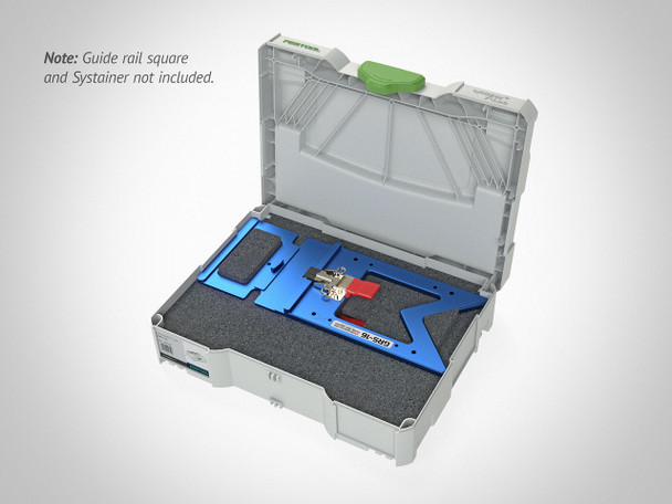 TSO Dual FoamPac Systainer Insert for GRS-16 Family - open