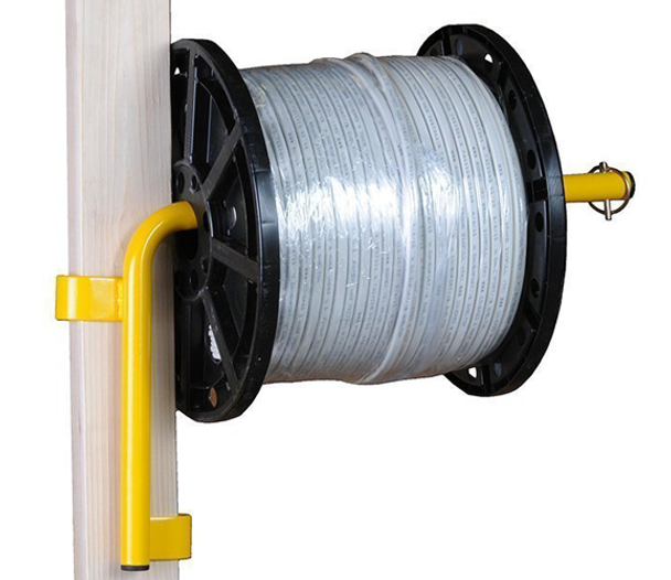 Stud Winder - attached to wire wheel