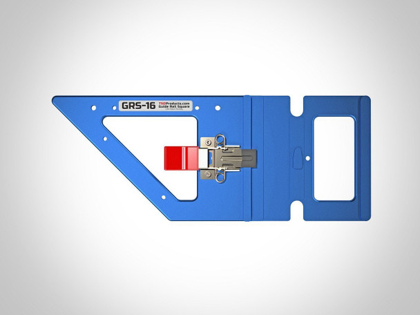 TSO GRS-16 Guide Rail Square w/ Systainer and Foam Insert - rail square 1