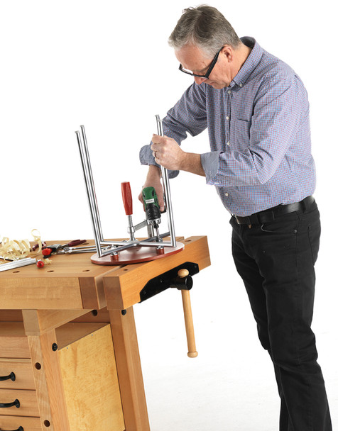 Sjobergs Elite 2000 Professional Workbench - example 1