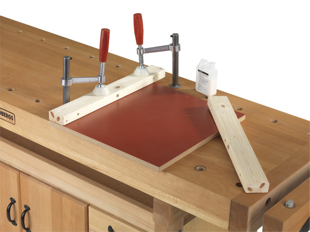 Sjobergs Elite 2000 Professional Workbench - example 5