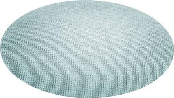 Festool Granat Net   D125 Round   100 Grit - close up