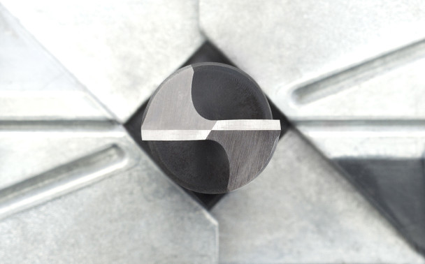 Tormek Drill Bit Sharpening Attachment - up close