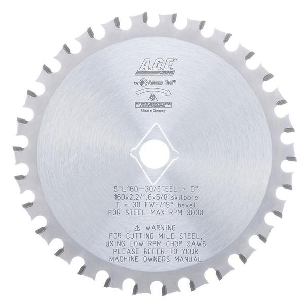 Amana Steel Cutting Blade for TS 75 (STL210-30)