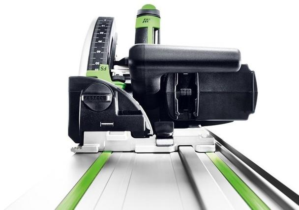 NEW Festool TSC 55 REB-FS Cordless 5.2 BLUETOOTH Plunge-Cut Saw (Includes FS 1400 Guide Rail) (575747)