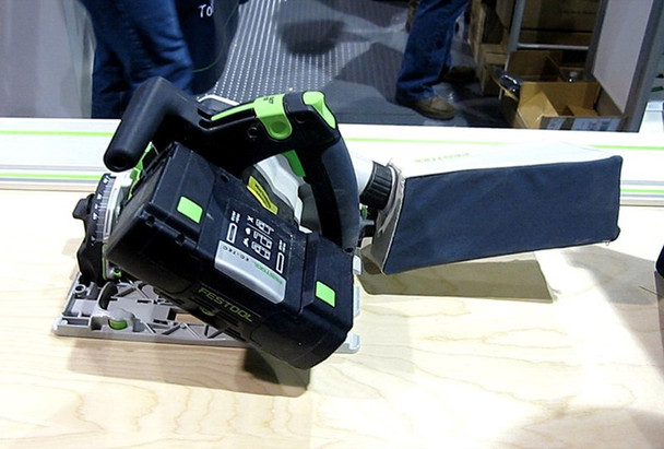 Festool 576817 Cordless plunge saw TSC55 REB-I-F-Set-FS