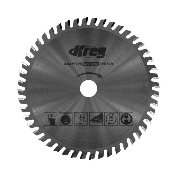 Kreg Adaptive Cutting System Saw Blade (ACS705)