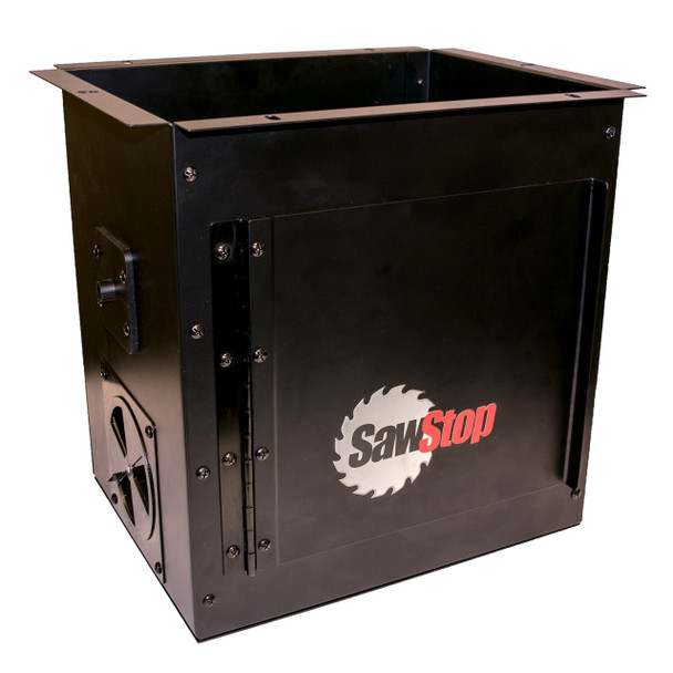 Downdraft Dust Collection Box for Router Lift