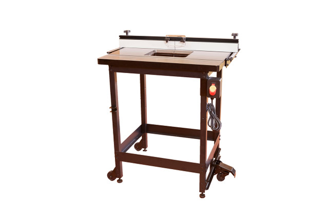 Standalone Cast Iron Router Table