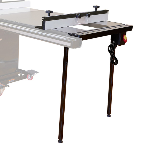 "In-Line Router Table 27"" for PCS & CNS"