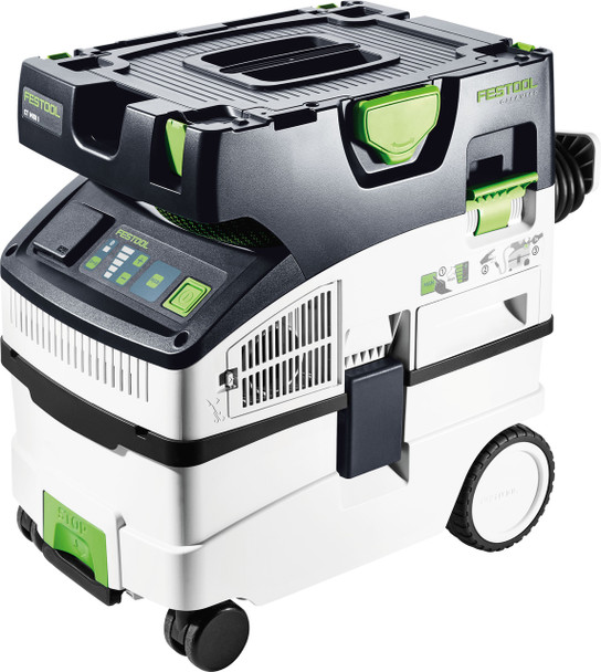 NEW Festool Dust Extractor CT MIDI BLUETOOTH HEPA (574837)