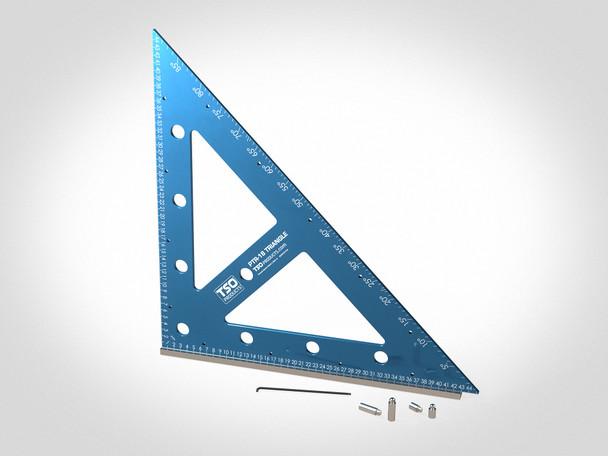TSO PTR-18 PLUS Precision System Triangle (61-340)