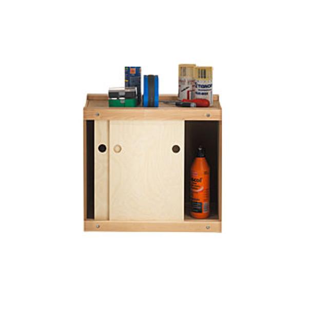 Storage Cabinet for Senior Bench Height (SJO-33394)