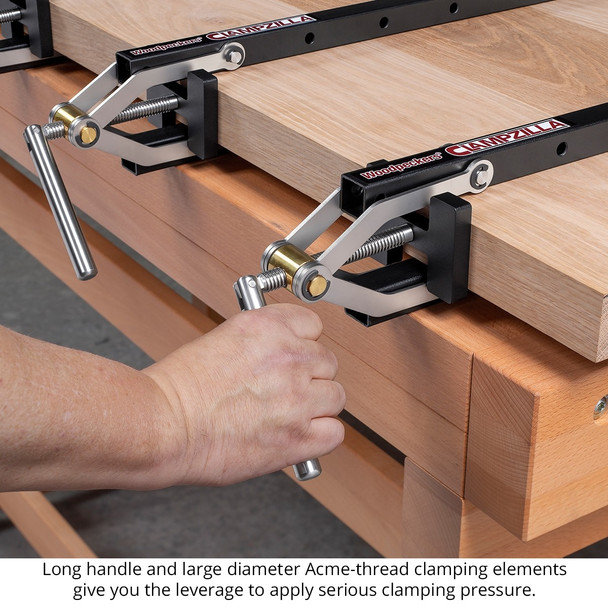 Woodpecker Clampzilla Panel Clamp Individual - ONE-TIME TOOL