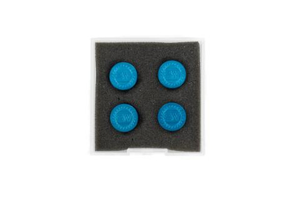 Stowaway Blue Dogs (4-pack)