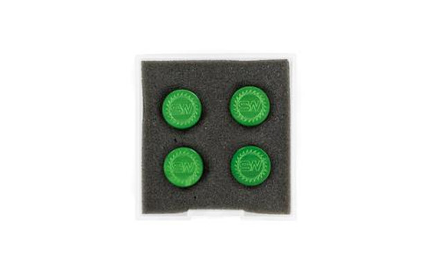 Stowaway Green Dogs (4-pack)