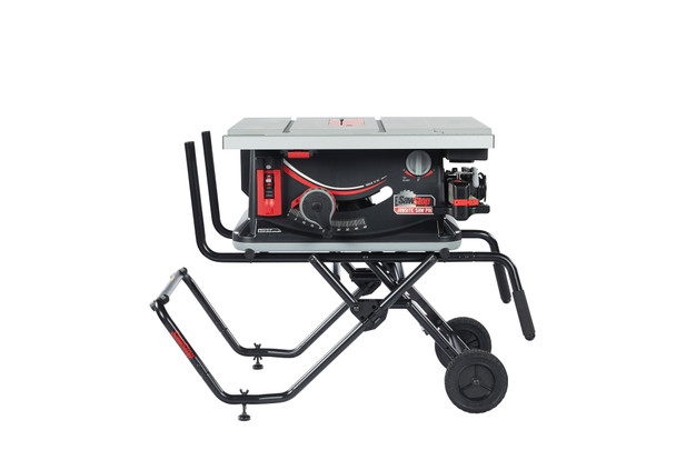 New Jobsite Saw PRO with Mobile Cart (JSS-120A60)