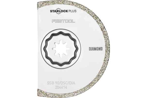 Festool SSB Vecturo Diamond Saw Blade Starlock (204414)